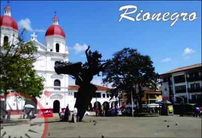 Plaza Principal de Rionegro