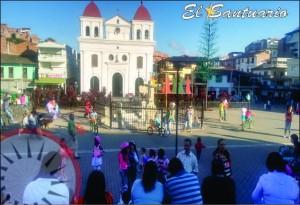 plaza el santuario