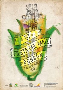 afiche Fiesta del Maiz FINAL