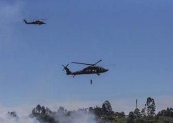Demostracion Aerea Fuerza Aerea Colombiana.F air 2017 Rionegro. Antioquia