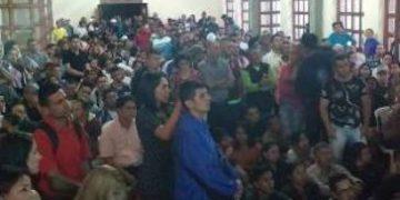 Foto: Archivo reunión de venezolanos en Rionegro