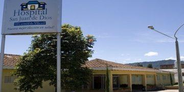 Foto: Hospital SJDD El Carmen de Viboral
