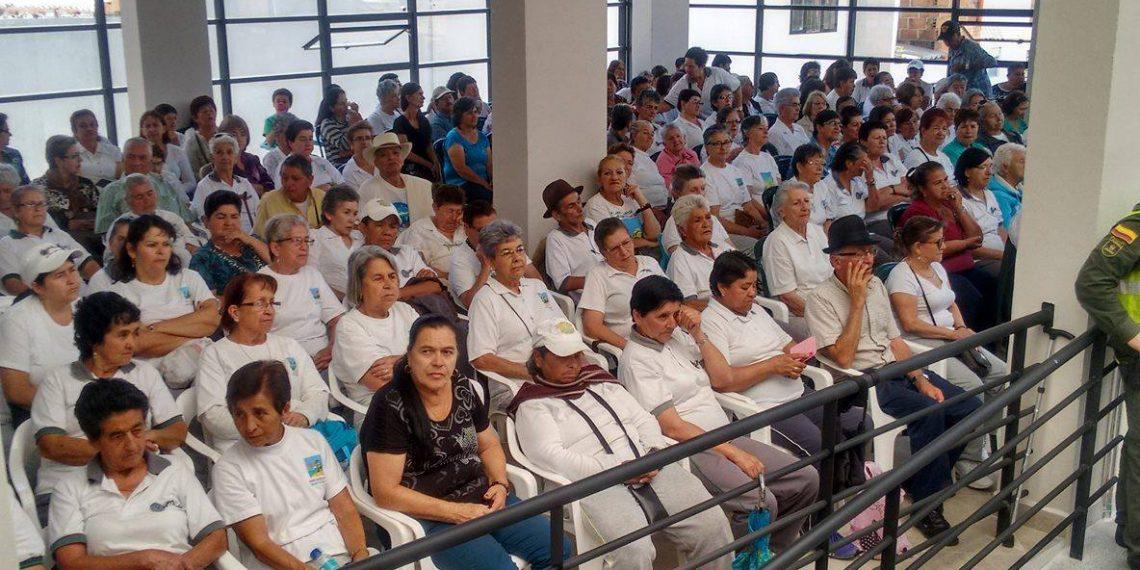 Foto: Centro Día Marinilla
