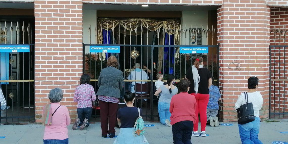 Parroquia Nuestra Señora del Perpetuo Socorro de Rionegro